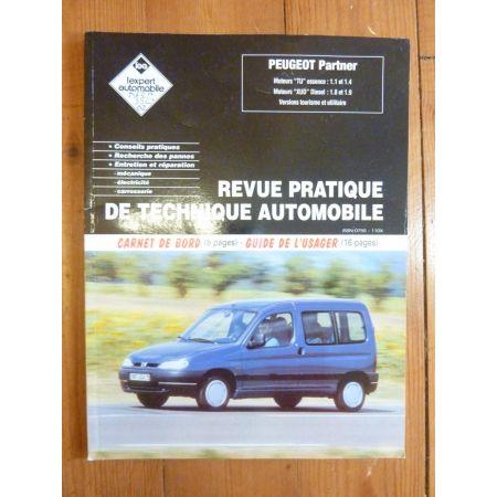 Partner-Berlingo Revue Technique Peugeot-Citroen