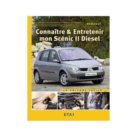 Scenic II Diesel Revue Connaitre entretenir Renault