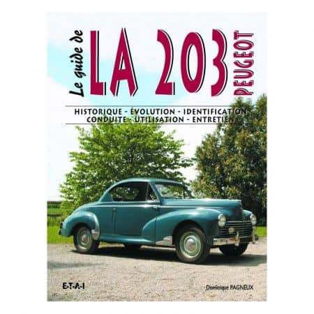 Guide Peugeot 203