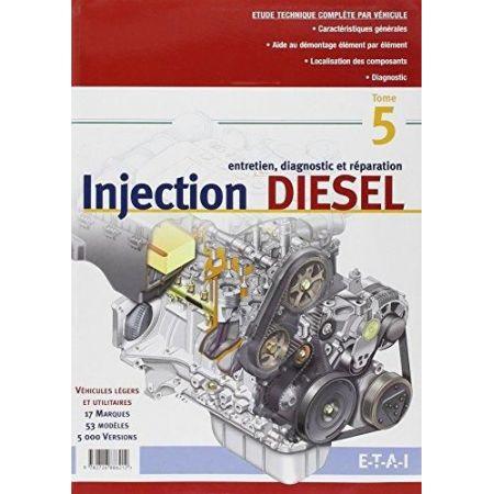 Inj. diesel T5 - Manuel Atelier