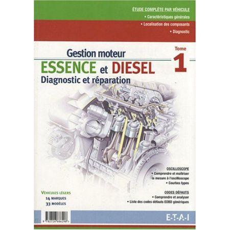 Gestion Ess-diesel T1 - Manuel Atelier