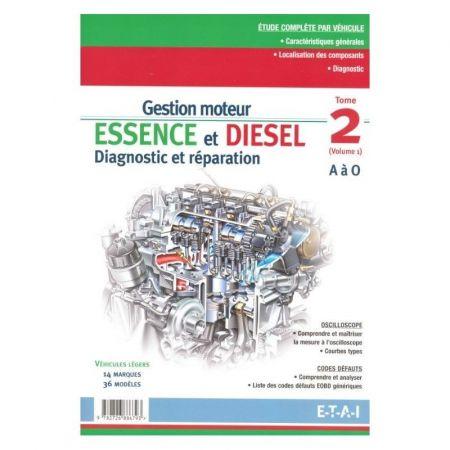 Gestion Ess-diesel T2 - Manuel Atelier
