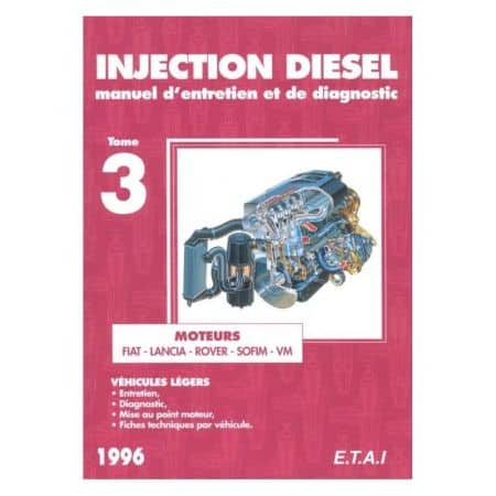 Inj. diesel T3 - Manuel Atelier
