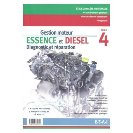 Gestion Ess-diesel T4 - Manuel Atelier