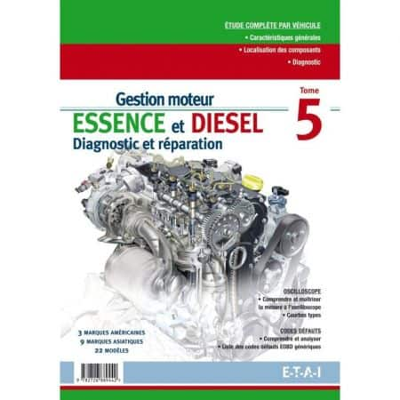 Gestion Ess-diesel T5 - Manuel Atelier