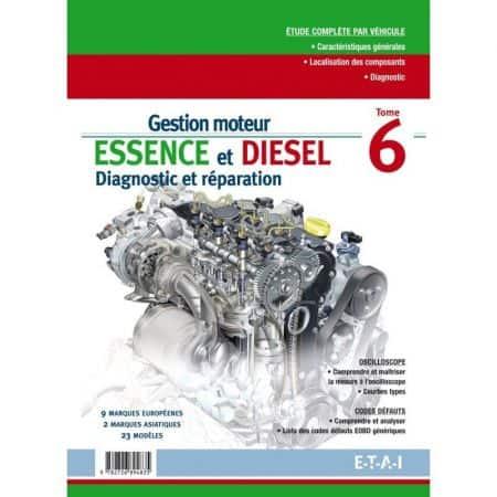 Gestion Ess-diesel T6 - Manuel Atelier