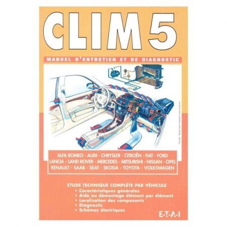 Climatisation T5 - Manuel Atelier