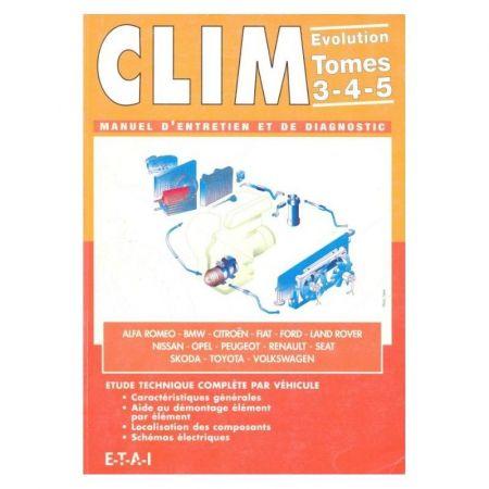 Climatisation Evo T3.4.5 - Manuel Atelier