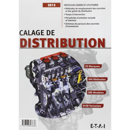 Calage Distribution 2015 Revue Technique