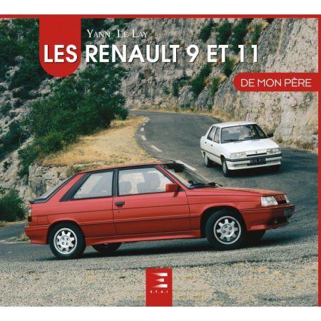 R9-R11 de mon Père  Renault Livre