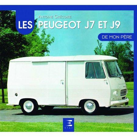 J7-J9 de mon Père PEUGEOT Livre