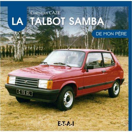 Samba de mon Pere TALBOT Livre