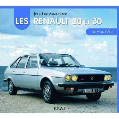 R20-R30 de mon Pere RENAULT Livre