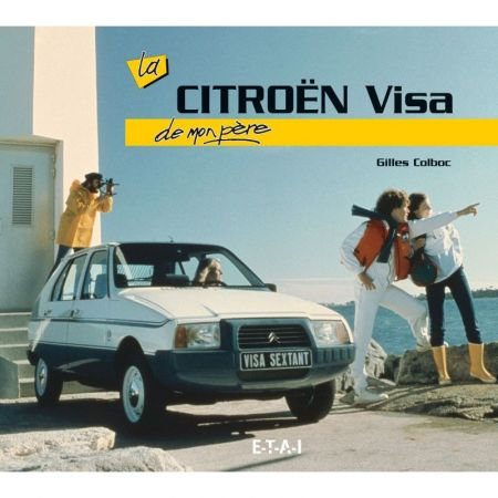 Visa de mon Pere CITROEN Livre