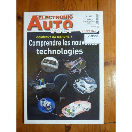 Magazine 0823S Revue electronic Auto Volt