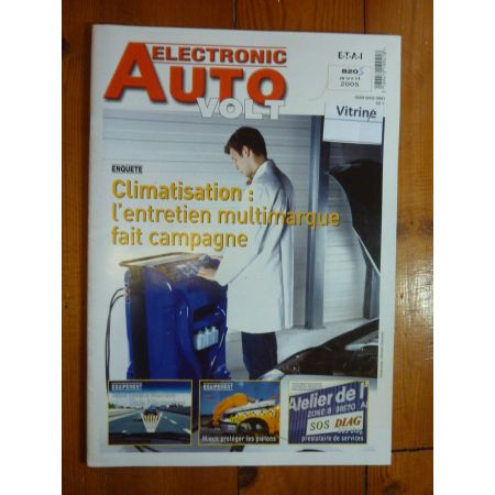 Magazine 0820S Revue electronic Auto Volt