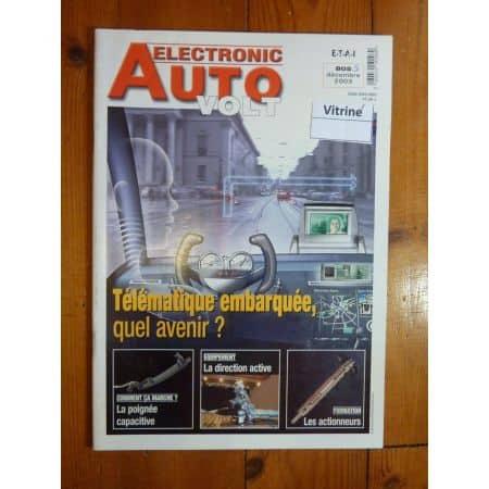 Magazine 0805S Revue electronic Auto Volt