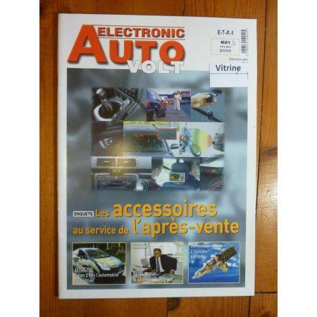 Magazine 0821S Revue electronic Auto Volt
