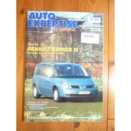 Espace 4 Revue Auto Expertise Renault