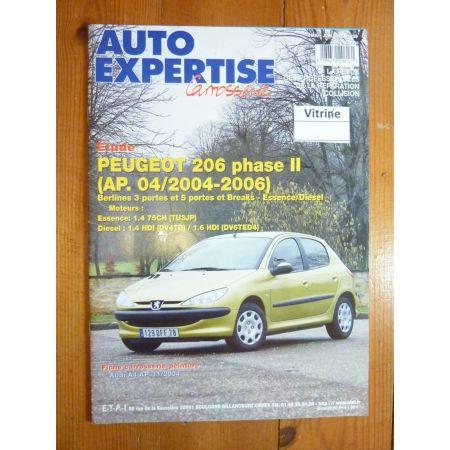 206 II Revue Auto Expertise Peugeot