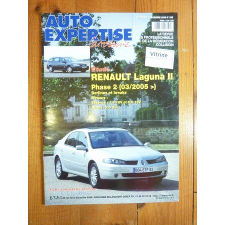 Laguna II ph2 Revue Auto Expertise Renault