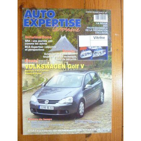 Golf V Revue Auto Expertise Volkswagen