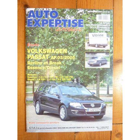 Passat 05- Revue Auto Expertise Volkswagen