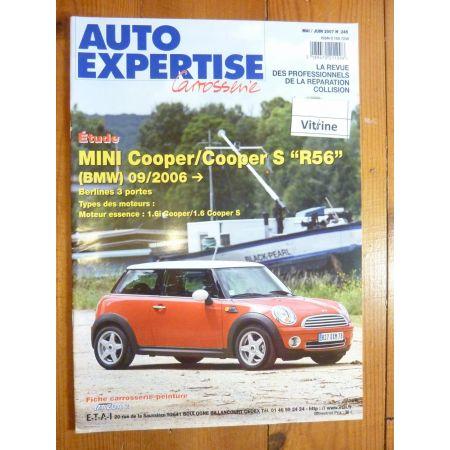 Cooper R56 06- Revue Auto Expertise Rover