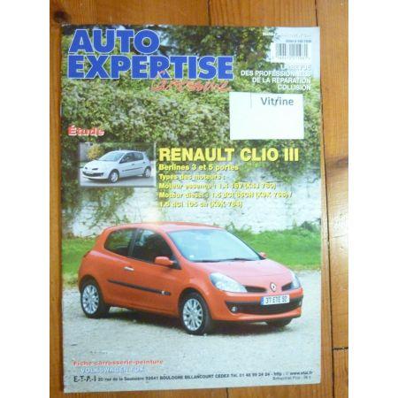 Clio III Revue Auto Expertise Renault