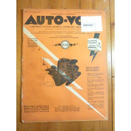 Magazine 0194 Revue electronic Auto Volt