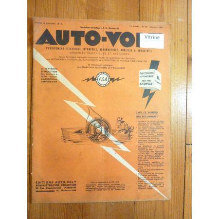 Magazine 0197 Revue electronic Auto Volt