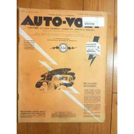 Magazine 0199 Revue electronic Auto Volt