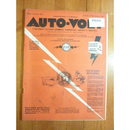 Magazine 0182 Revue electronic Auto Volt