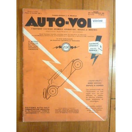 Magazine 0185bis Revue electronic Auto Volt