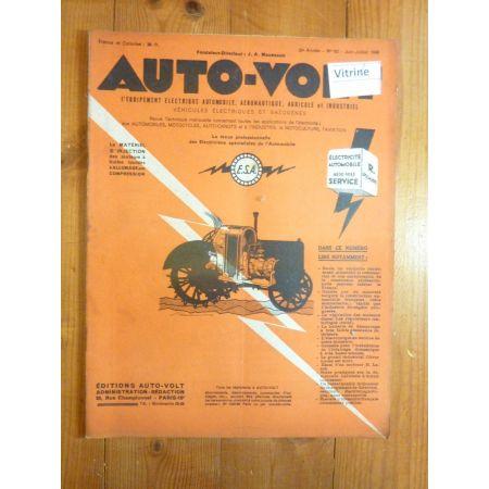 Magazine 0192 Revue electronic Auto Volt