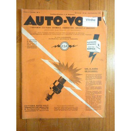 Magazine 0193 Revue electronic Auto Volt