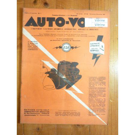 Magazine 0186 Revue electronic Auto Volt
