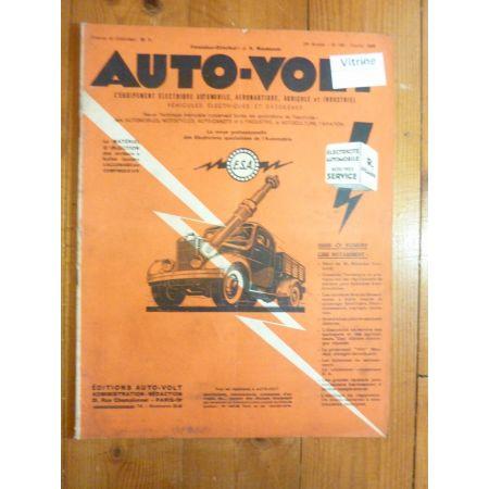 Magazine 0187 Revue electronic Auto Volt