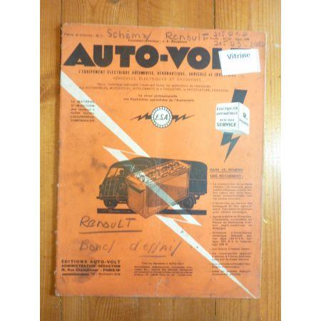 Magazine 0189 Revue electronic Auto Volt