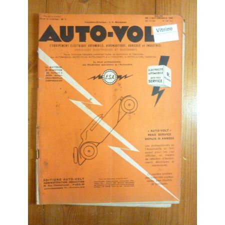 Magazine 0193bis Revue electronic Auto Volt