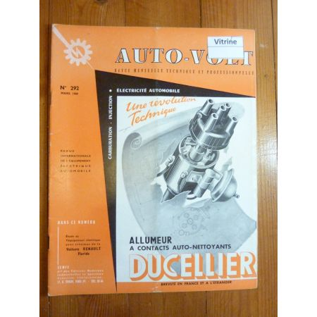 Magazine 0291 Revue electronic Auto Volt