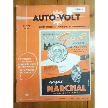 JL10 Revue Technique Electronic Auto Volt Somua