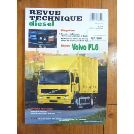 FL6 Revue Technique PL Volvo