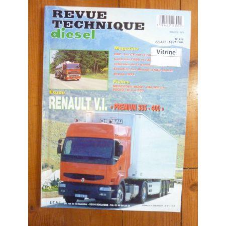 Premium 385 400 Revue Technique PL Renault