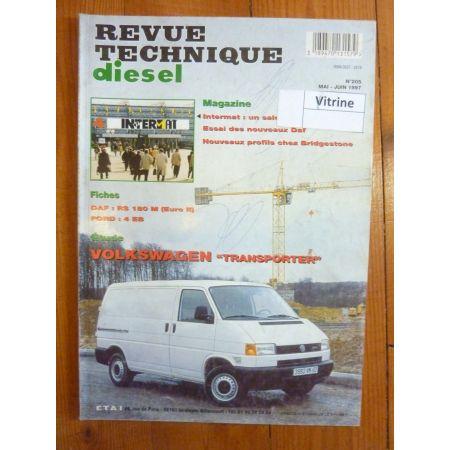 Transporter Revue Technique Volkswagen