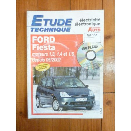 Fiesta 02- Revue Technique Electronic Auto Volt Ford