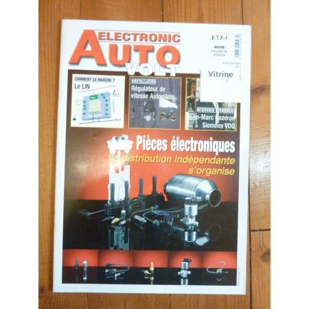 Electronique Revue Technique Electronic Auto Volt