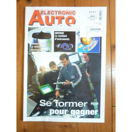 Formation Revue Technique Electronic Auto Volt