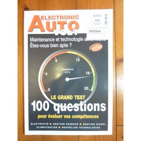 Magazine 0818S Revue electronic Auto Volt