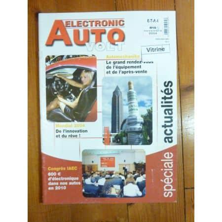 Actus Revue Technique Electronic Auto Volt